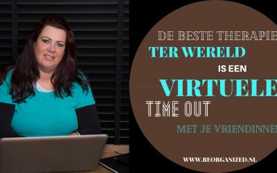 Met gratis videobellen een virtuele TIME-OUT